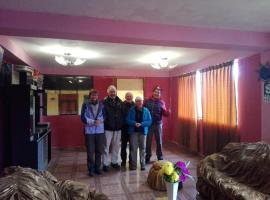 Chinchero Hospedaje Caviedes, Chincheros