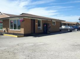 Highland Motel, Dauphin