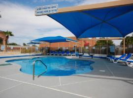 Las Palmas Inn, Mission
