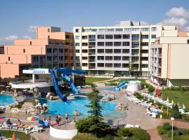 Trakia Plaza Apartments, Sunny Beach