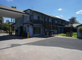 Colonial Motel, Richmond