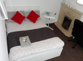 Double room in welcoming home, Nottingham