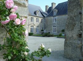 Manoir de L'Hermerel, Géfosse-Fontenay