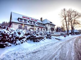 Hotel Kilian, Loučovice