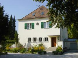 Villa Arborea, Augsburg