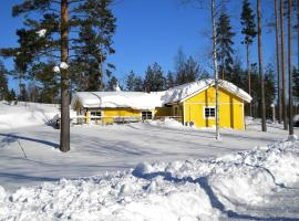 K39 Thistle Cottage, Ockelbo