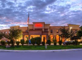Hampton Inn Suites Boise Meridian