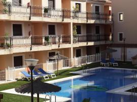 Apartamentos Turisticos Aguilas de los Collados, Águilas