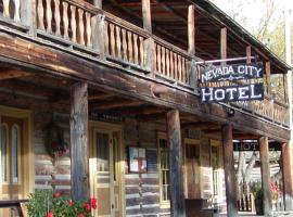 Nevada City Cabins, Virginia City