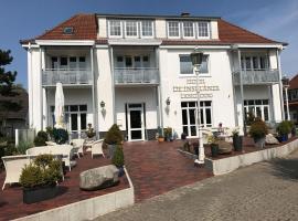 Hotel De Insulåner, Langeoog