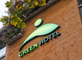 Green Hotel, Genk