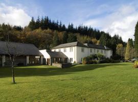 Nant Ddu Lodge Hotel & Spa, Merthyr Tydfil
