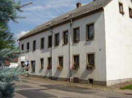 Zimmervermietung-Heide-Fiege, Hartmannsdorf