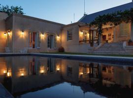 Mon Reve wine estate, Paarl