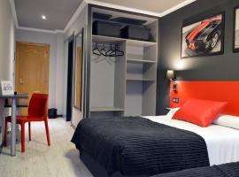 Hotel Ceao, Lugo