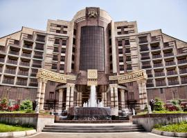 Multi Grand Pharaon Hotel, Yerevan