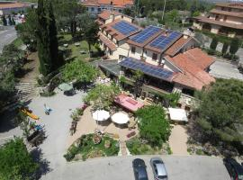 Hotel Rosati, Chiusi