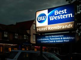 Best Western Weymouth Hotel Rembrandt, Weymouth