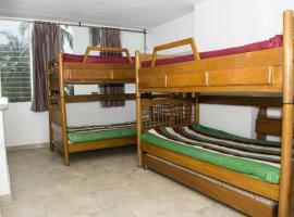 Apartamento en playa privada, Santa Marta