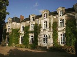 Chateau de Montaupin, Oizé