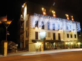 Hotel Ungheria Varese 1946, Varese