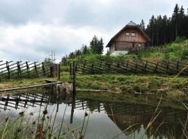 Hütte Kuhgraben, Wiesenau