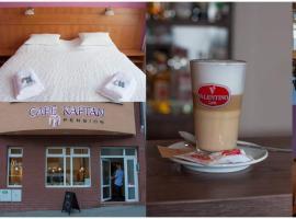 Café Kaftan - pension, Kolín