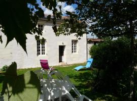 Calme et repos à la ferme, Villars-les-Bois