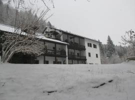 Albergo Club21, Lavarone