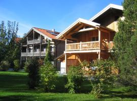 Ferienwohnungen Evi Huber, Oberammergau
