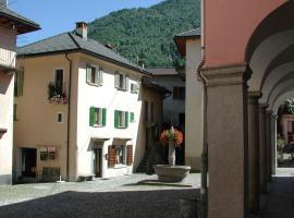 Casa Piazza 2, Intragna