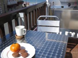Un balcon sur la mer, Saint-Aubin-sur-Mer