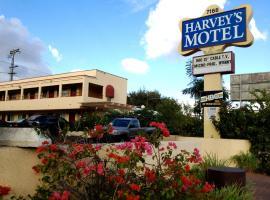 Harvey's Motel, San Diego