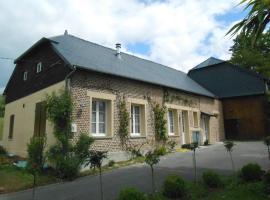 cottage Abel, Rubigny