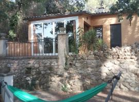 Panoramic Cottage Les Canyes, Piera
