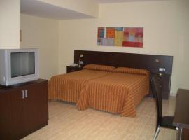 Hotel Piqué, Gandesa