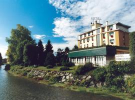 Hotel Ramoverde, Borgomanero