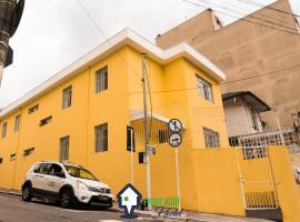 Hostel ao lado do metro Ana Rosa, São Paulo