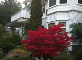 Crown Mansion Boutique Hotel & Villas, Qualicum Beach