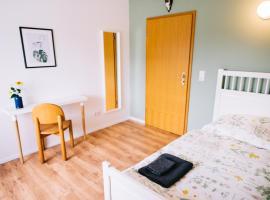 Annes Pension, Ruhlsdorf