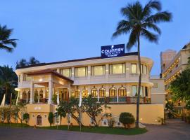 Country Inn & Suites By Carlson, Goa Candolim, Candolim