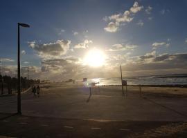 Apartment on the sea, Ashkelon