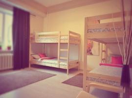 Hostel 8 Woman