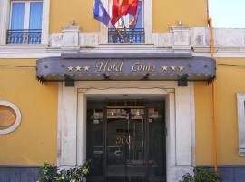 Hotel Como, Siracusa