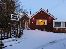 Long Chimneys Bed & Breakfast, Ashbourne