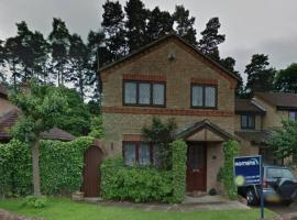 Beautiful Spacious House - Fantastic Location, Bracknell