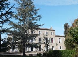 Domaine de Beauchamp, Entraigues-sur-la-Sorgue