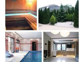 Dom z basenem i sauną małe SPA najem krótko/długoterminowy k/Poznania, Zwola