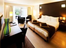 德龍恩范德瓦爾克酒店, Drongen