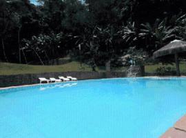 馬卡法羅旅館, Cachoeiras de Macacu